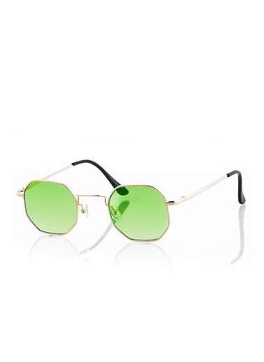 Silvio Monetti Gözlük Yeşil